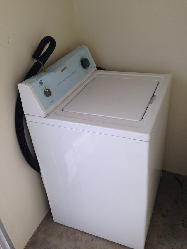 roper washing machine